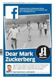 Facebook свали цензурата от легендарна военна снимка