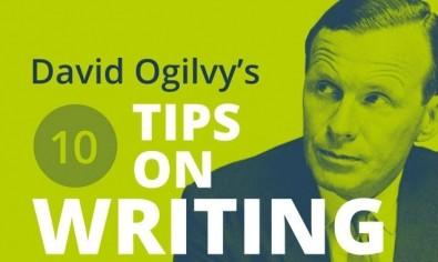 10 съвета за творческо писане от Дейвид Огилви
