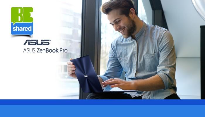 BeShared отговаря за онлайн рекламата на бранда ASUS за 3-та поредна година