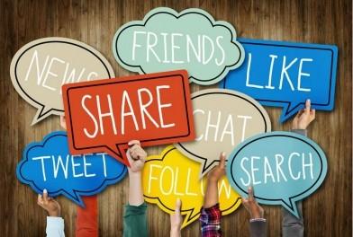 Как да споделяме съдържание, което се харесва на хората