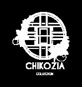 Chikozia Logo White