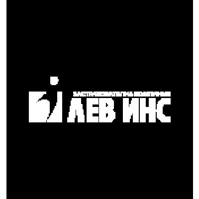 Lev Logo White