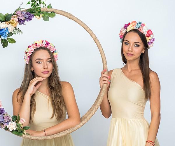 LM Flowers - една история за две сестри, неповторим стил и много любов